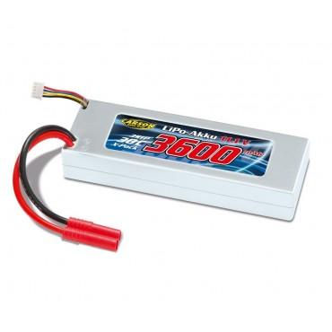 Batteria LiPo 11,1V 3600mAh
