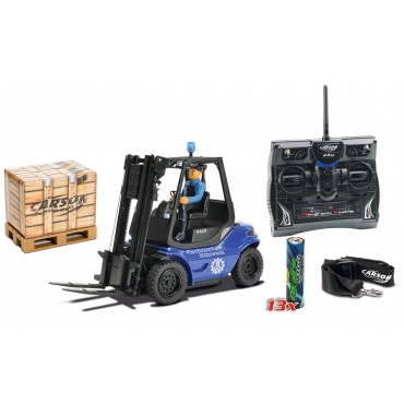Muletto Fork Lift THW Blu 2.4GHZ 1:14