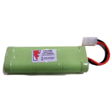 Batteria NiMH 7,2v 2400mAh