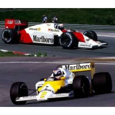Mclaren F1 MP4/2C Portugal GP 1986  1:20