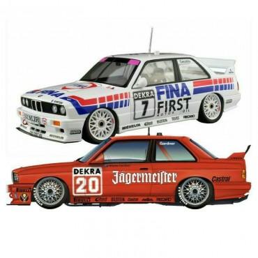 BMW E30 Fina e Jagermeister 1:24