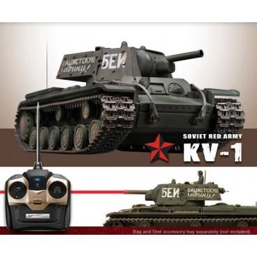 CARRO KV-1B Green Infrared 1:24