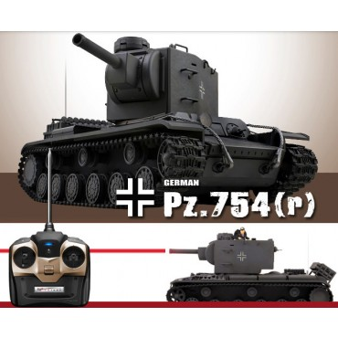 CARRO GE PZ754 Grey Infrared 1:24