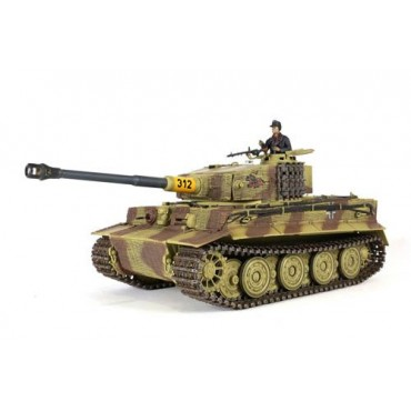 Carro Tedesco Tiger I RC 1:24