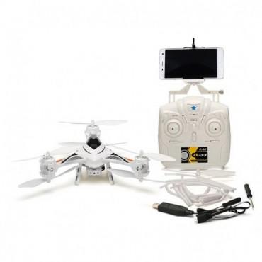 Drone CX-33 Radio Videocamera Wi-Fi
