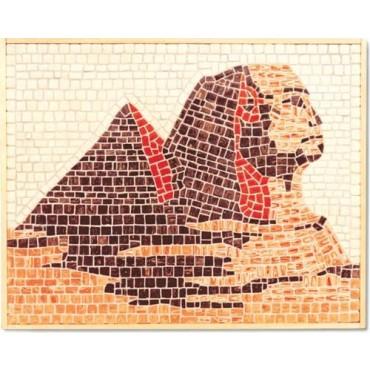 Mosaico piramide cuit