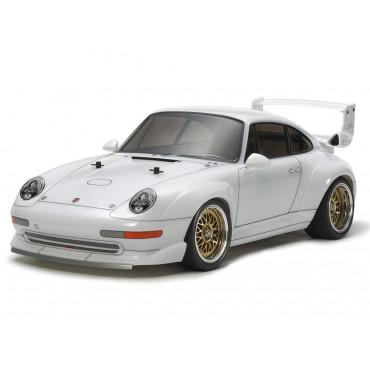 Porsche 911 GT2 telaio TA02SW RC 1:10