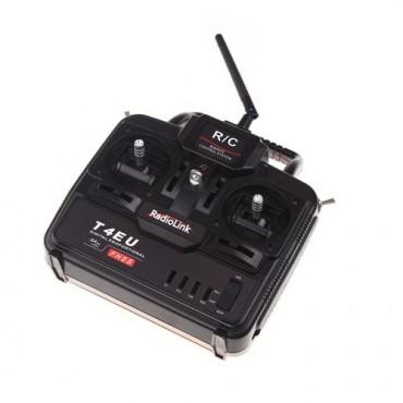 Radio T4EU 2.4 GHz 6 canali