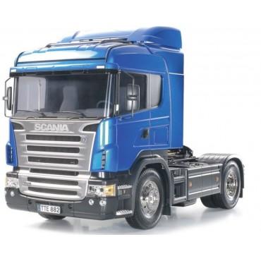 Camion Scania R470 Blu RC 1:14 Tamiya