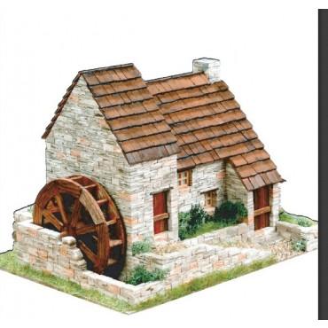 Casetta con mulino