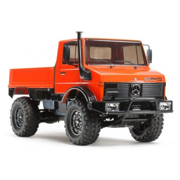 UNIMOG 425 4WD Telaio CC-01 RC 1:10