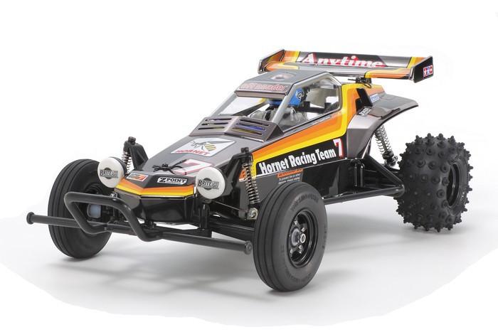 The Hornet Black Metallic RTR 1:10
