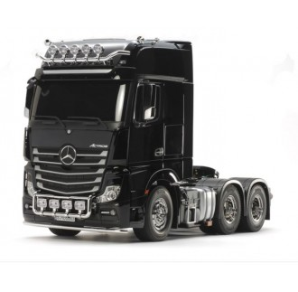 Camion Mercedes ACTROS 3363 6X4  RC 1:14 Tamiya