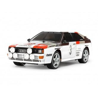 Audi Quattro A2 4WD Telaio TT-02 1:10