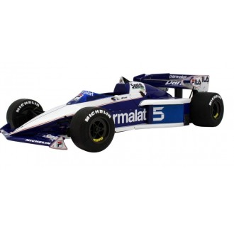 Brabham F1 BT52-B GP Monza 1983 1:20