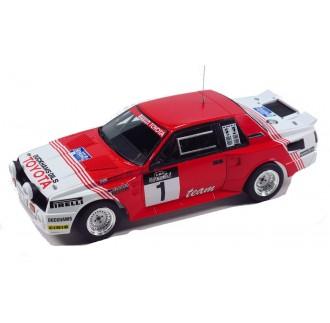 Toyota Celica TA64 Gr.B Belgio + Malboro 1:24