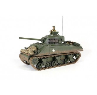 Carro Americano Sherman M4a3 RC 1:24