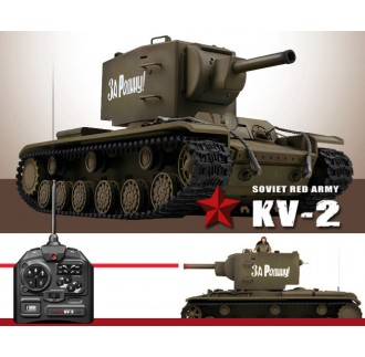 CARRO KV2 Green Infrared 1:24 RTR