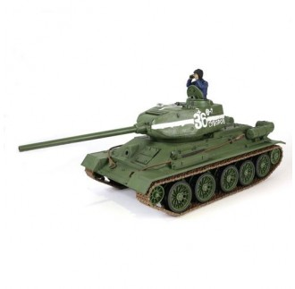 Carro Russo T34/85 RC 1:24 RTR