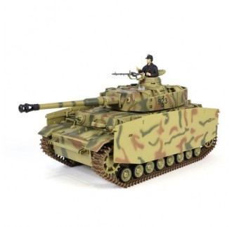 Carro Tedesco Panzerk. Iv Ausf.H RC 1:24 RTR