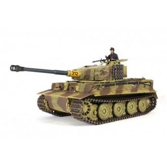 Carro Tedesco Tiger I RC 1:24