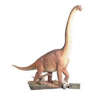 Dinosauro Brachiosauro Diorama 1:35