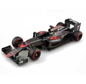 McLaren MP4-30 F1 2015 Middle Season