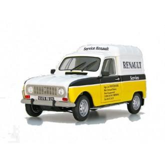 Renault 4 Furgonette Service 1:24