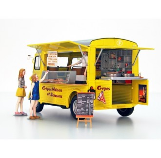 Citroen H Crepe Mobile + Figure 1:24