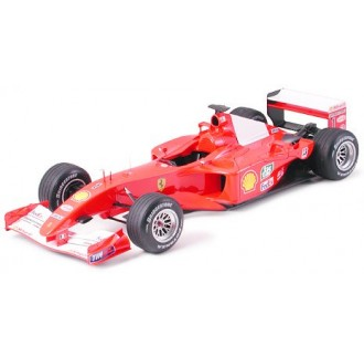 Auto F1 FERRARI F2001 1:20