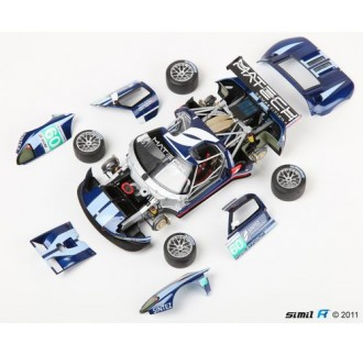 Auto Ford GT 2010 Matech 1:24