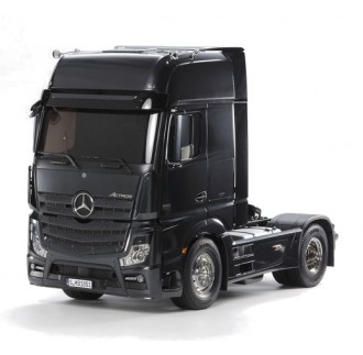 Camion Mercedes ACTROS 1851 Black Edition RC 1:14