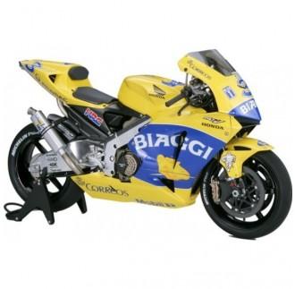 HONDA TEAM PONS Max Biaggi 2003 1:12 montata