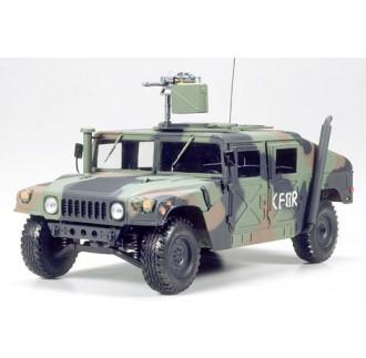 M1025 HUMVEE NATO Metal 1:20 montato
