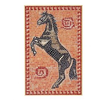 Mosaico cavallo