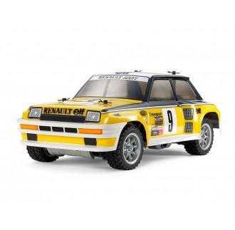 Renault 5 Turbo 2WD Telaio M-05Ra 1:12