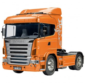 Camion Scania R470 Orange Edition RC 1:14 Tamiya