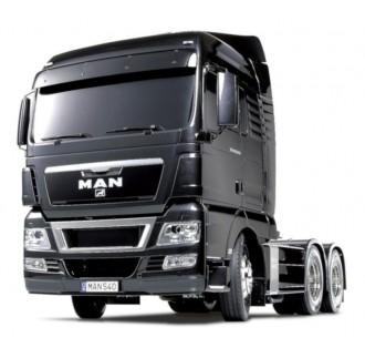 Camion MAN TGX 6×4 XLX 3 assi radiocomandato Tamiya
