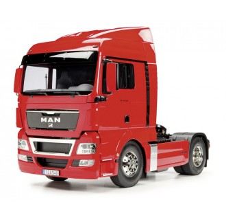 Camion MAN TGX 18.540 XLX 2 assi RC 1:14 Tamiya