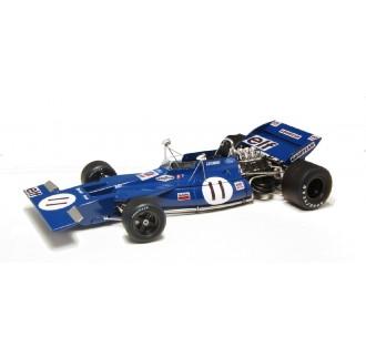 Tyrrell 003 Monaco GP 1971