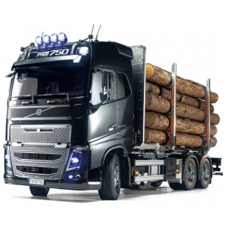 Camion Volvo FH16 6x4 Timber Truck RC 1:14