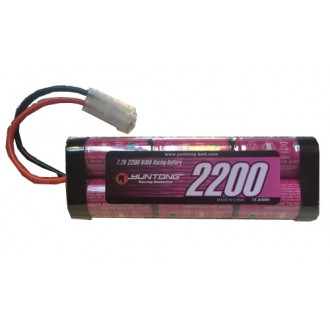 Batteria NiMH 7,2v 2200mAh