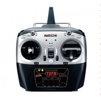 Radiocomando T8FB 8Ch 2,4GHz Ver. 2