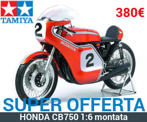 Tamiya Honda CB750 1:6